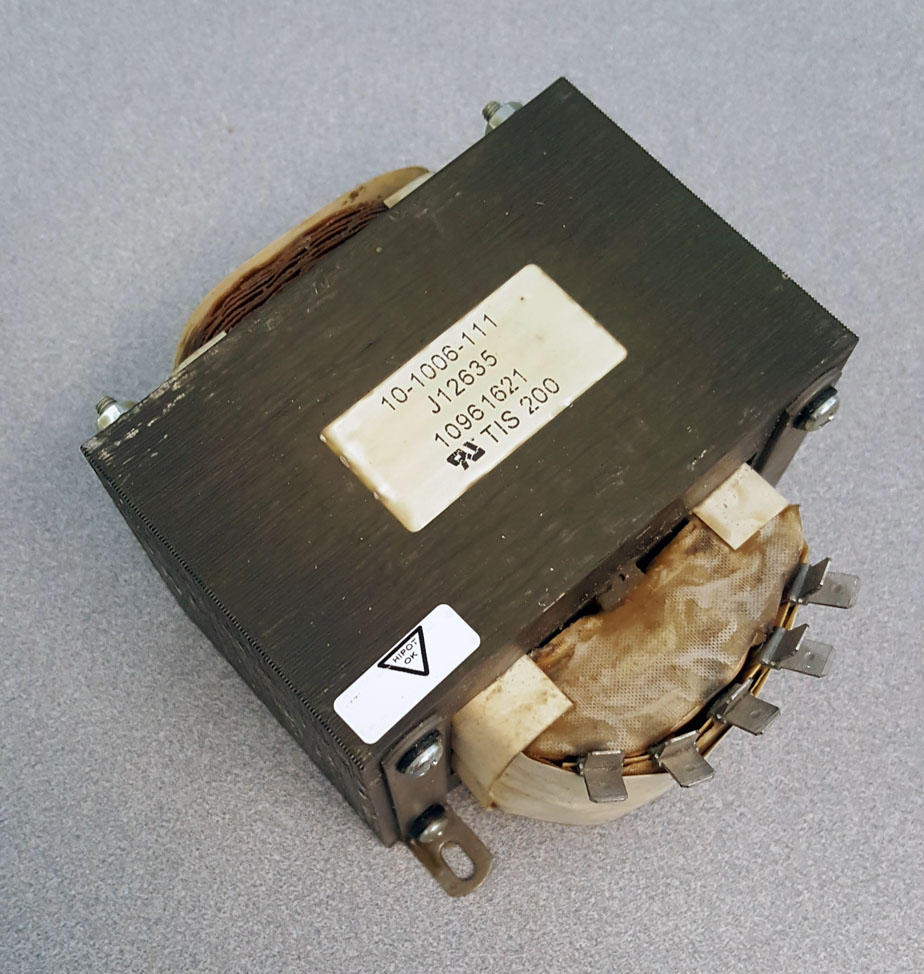Hoffman, McLean 101006111SP 460 / 480 - 230 VAC Transformer