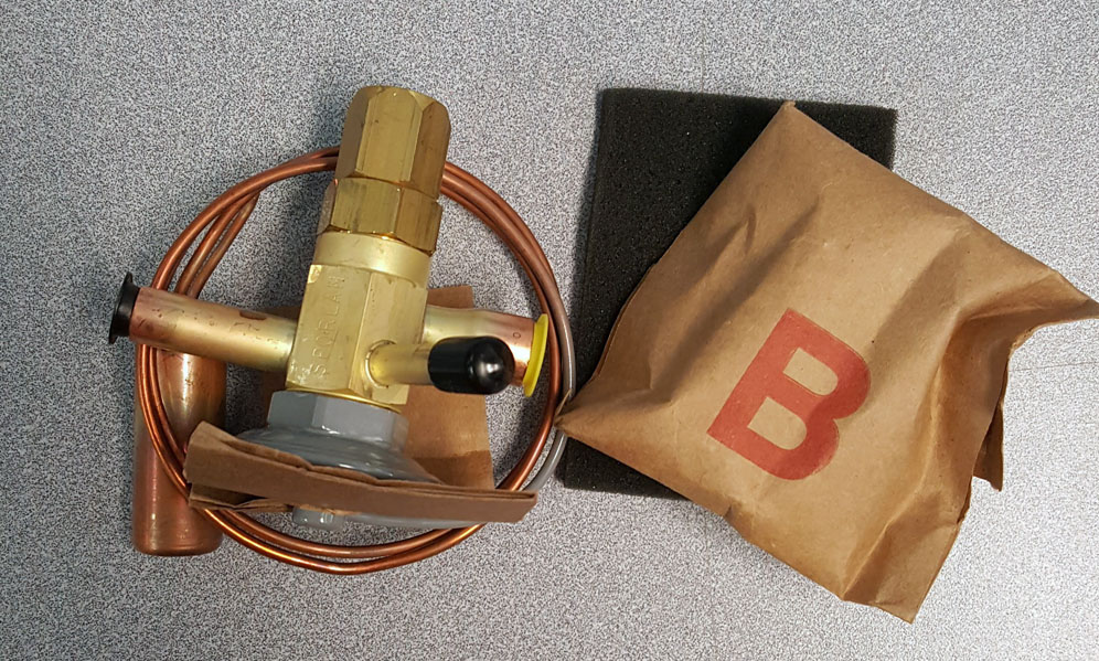 Hoffman, McLean 10104016SP Thermal Expansion Valve