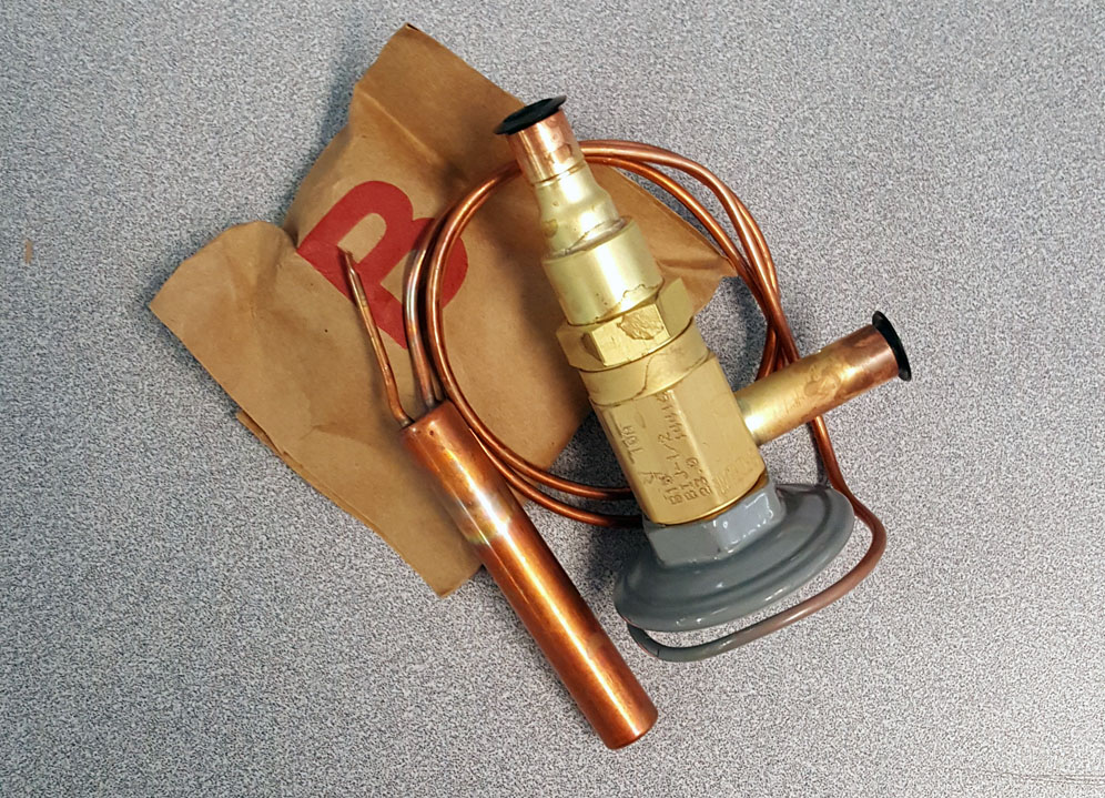 Hoffman, McLean 10104038SP Thermal Expansion Valve
