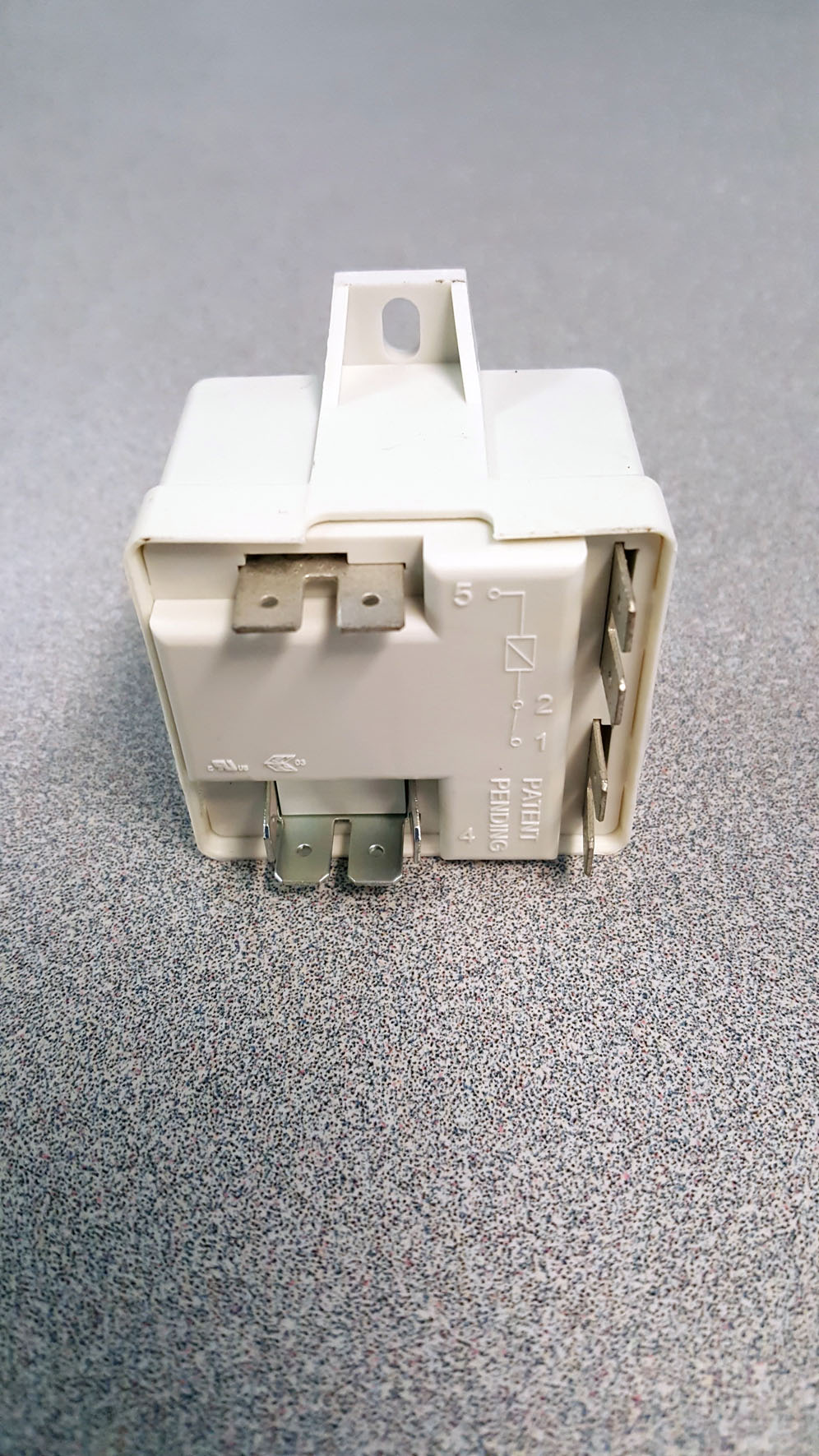 Hoffman, McLean 10104217SP Compressor Relay