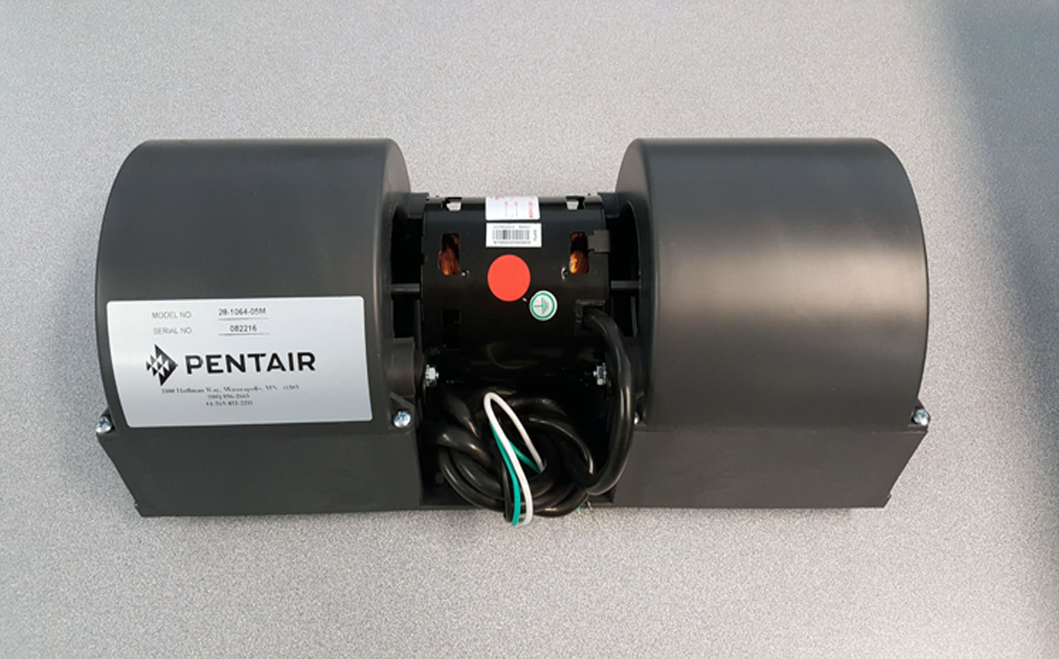 Pentair, Hoffman, McLean 28106405M Blower Assembly, 230 Volt