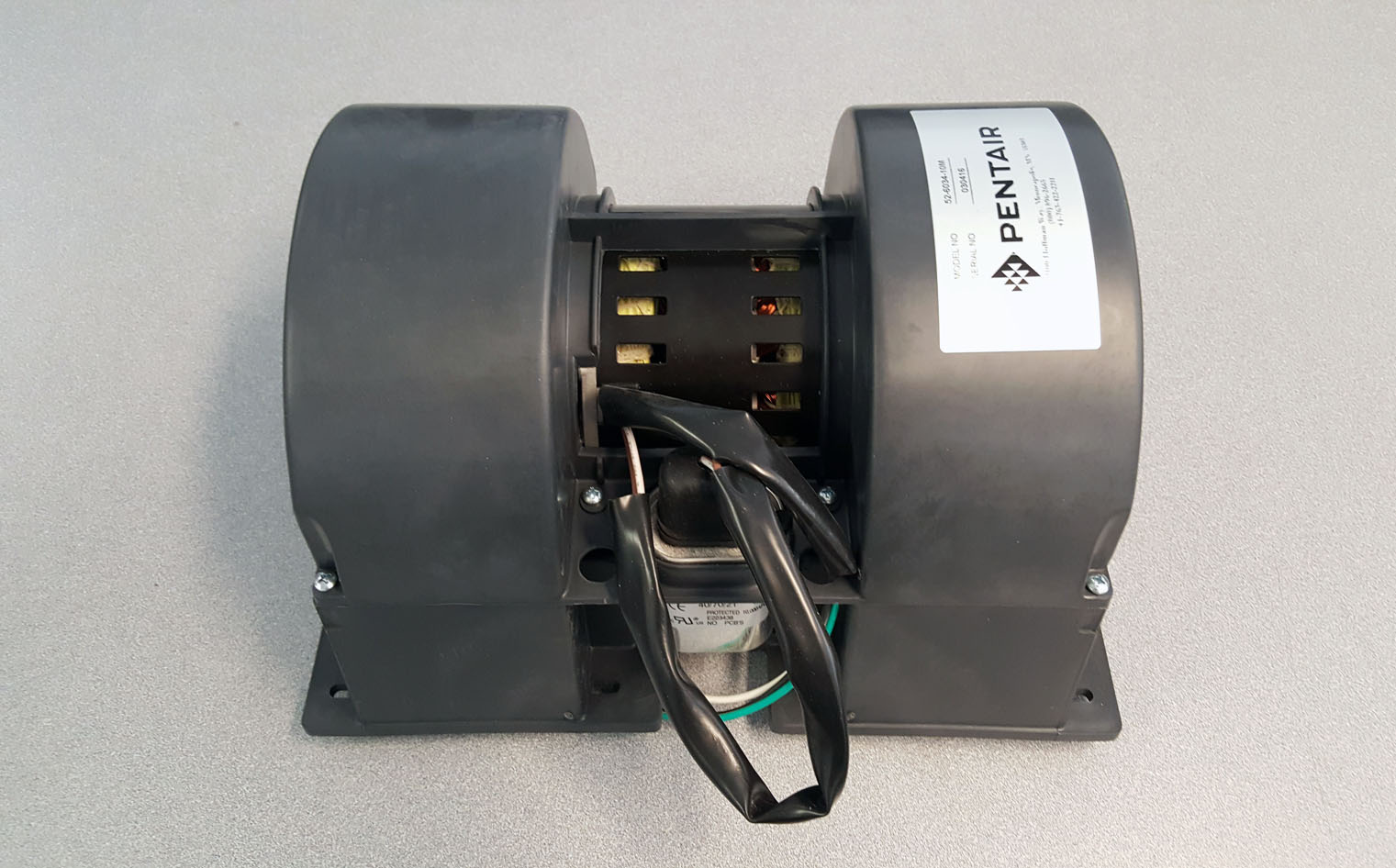 Pentair, Hoffman, McLean 52603410M Blower Assembly, 115 Volt
