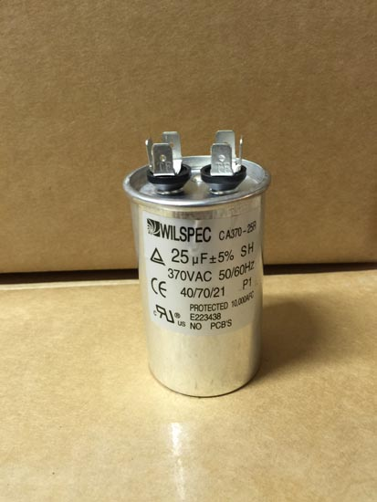 Hoffman, McLean 52603201SP Run Capacitor