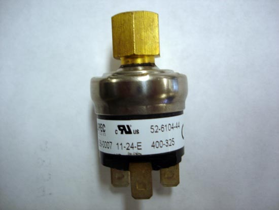 Hoffman, McLean 52610444SP Pressure Limit Switch