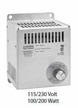 Hoffman, McLean DAH1001A 115 Volt 100 Watt Electric Heater