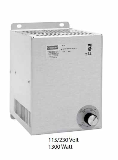 Hoffman, McLean DAH13001C 115 Volt 1,300 Watt Electric Heater