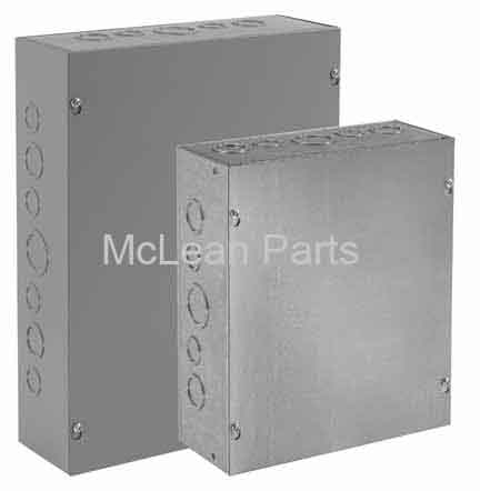 Pull Boxes Junction Boxes Mclean Parts Global Supplier